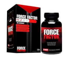 Force Factor (Форс Фактор) - капсулы для...