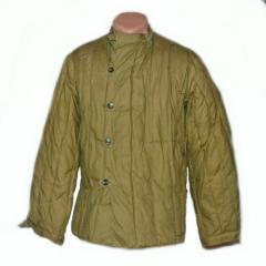 Quilted jacket with pants
