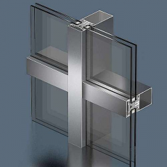 Alyuminevy windows and doors.