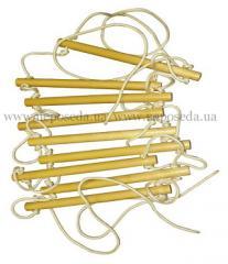 Rope ladder 320*1500 tree aspen