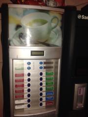 Автоматы кофейные зерновые, Saeco Quarzo 500