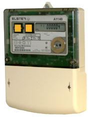 Multifunction electric power meter A1140 ALPHA