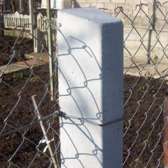 Columns for a fence