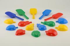 Игрушки для песка и воды. Песочный набор
