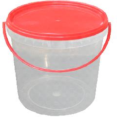 пищевые ведра 1-2 литра