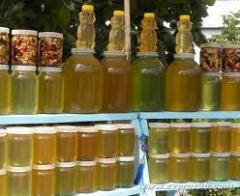 Продукция пчеловодства Украина