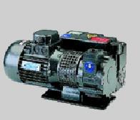 Насосы вакуумные пластинчато-роторные серии EU.