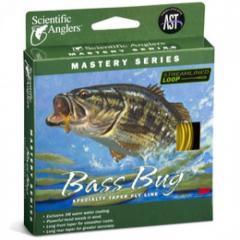 Шнур плавающий SCIENTIFIC ANGLERS Bass Bug Optic