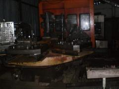 I will sell the machine of drilling and milling