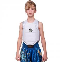 Защита корпуса (жилет) для каратэ детская...