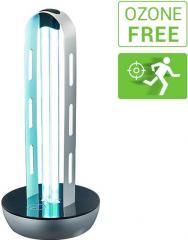 Бактерицидная УФ-лампа безозоновая c датчиком