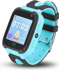 Детские умные часы с GPS UWatch F2 с фонариком и