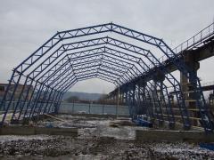Hangar arch 12*24*6