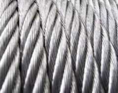 حبل فولاذي لهندسة الطيران