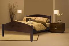 Двуспальные кровати из дерева ВЕРОНА
