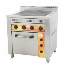 Professional stoves