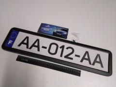 Рамка номерного знака (1 шт.) 12 Atelie...