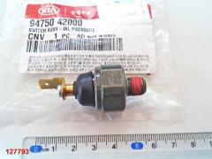 Датчик давления масла Hyundai/KIA,  MOBIS...