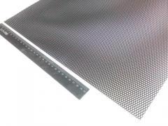 Сетка декоративная метал. 100x40 см черная №1 SAHLER 1 шт.