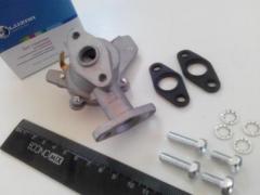 Кран печки ВАЗ 2101, Лузар (LV 0101) керамический