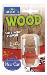 """Освежитель воздуха TASOTTI """"Wood"""" New Car 7 мл"""