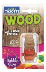 "Освежитель воздуха TASOTTI ""Wood"" Bubble Gum 7 мл"