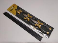 Набор губцевого инструмента СИЛА (310206) обрезиненный/малые