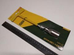 Ключ свечной х21 СИЛА (202625) длина 230 мм