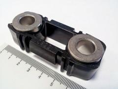 """Втулка рулевой рейки """"бинокль"""" Lanos, """"GM"""" (90135890)"""