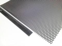 Сетка декоративная метал. 100x40 см черная №3 SAHLER 1 шт.