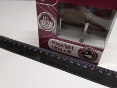 Лампа General Electric H1 12V 55W Megalight Ultra +90% (50310XU.2D) пара