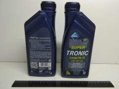 Масло моторное 5W-30 синтетическое ARAL...
