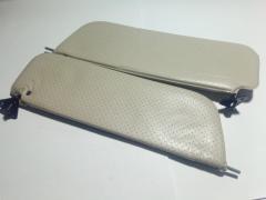 Козырьки ВАЗ 2101 (белые) пара