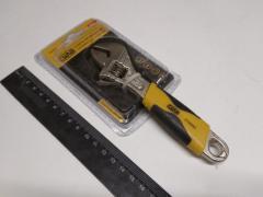 Ключ разводной СИЛА (310659) 0-20/150мм профессиональный