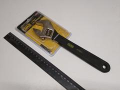 Ключ разводной СИЛА (310657) 0-30/250мм обрезиненный