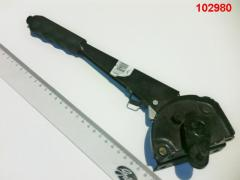 Ручки КПП и ручника