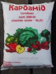 Карбамид мочевина, 46.2%  пакет 2кг