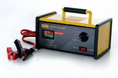 Зарядное устройство СИЛА 15A 12V-24V (900211) пуско-зарядное/светодиодный индикатор