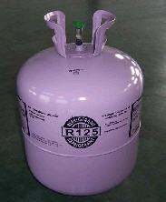 Coolants R-125 Freon