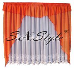 Kitchen curtain, curtains on kitchen