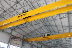 Краны мостовые двухбалочные электрические 5,0,