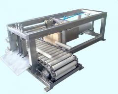 Equipment for the dairy industry. Installatio