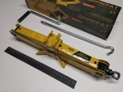 "Домкрат ""Ромб"" 2 т. СИЛА (271303) подъем 100-385 мм"