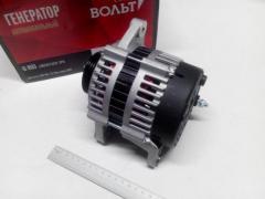 Генератор Matiz 65А, СтартВОЛЬТ (LG 0553) 3PK
