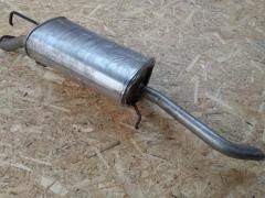 Глушитель Aveo, DM (05.60) седан алюминизированный