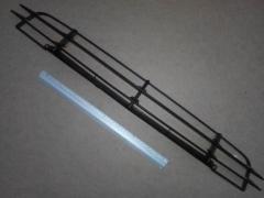 Решетка бампера ВАЗ 1118, Кампласт