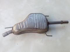 Глушитель Astra G 1.6 09/03 -09/04, POLMO (17.598) седан