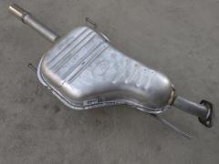 Глушитель Astra G 1.8-2.0 16v, POLMO (17.296) седан