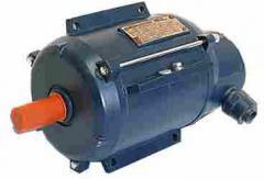 Електродвигуни для осьових вентиляторів