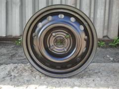 Диск колесный Lacetti, Кременчуг (15Н2х6,0J) черный